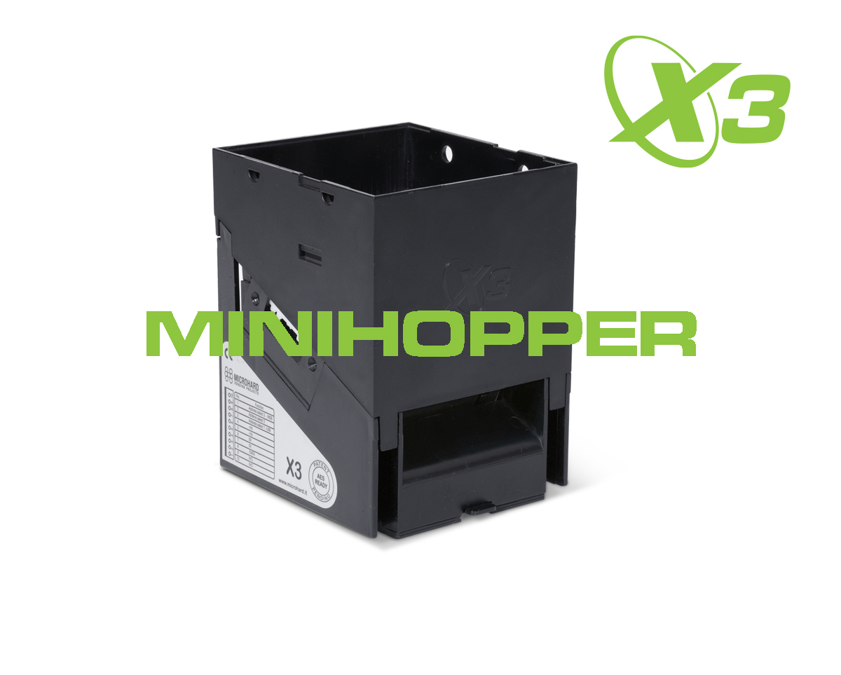 X3 MINI HOPPER™ - MicroHard