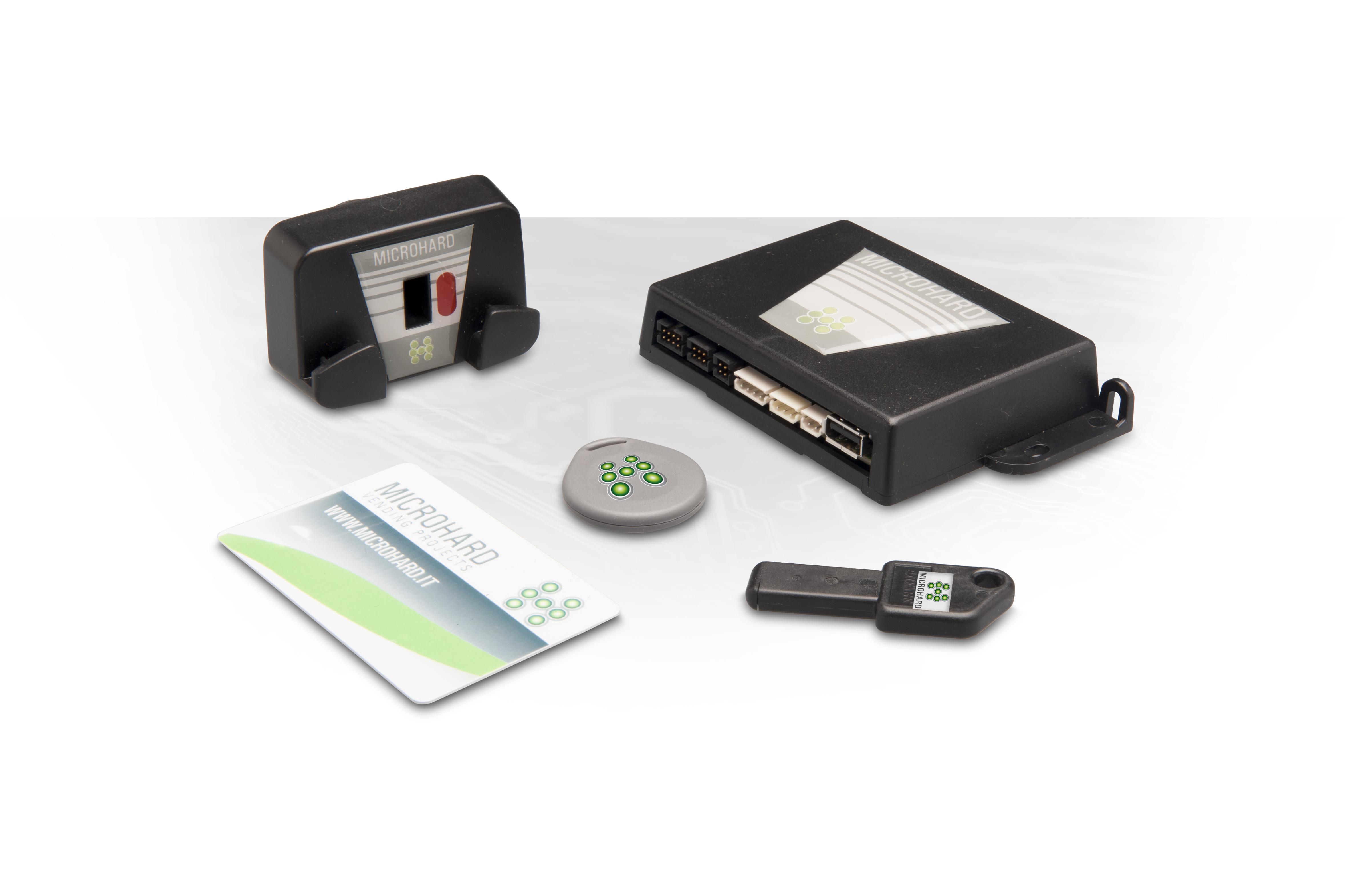 sistema pagamento cashless Paykey pk3