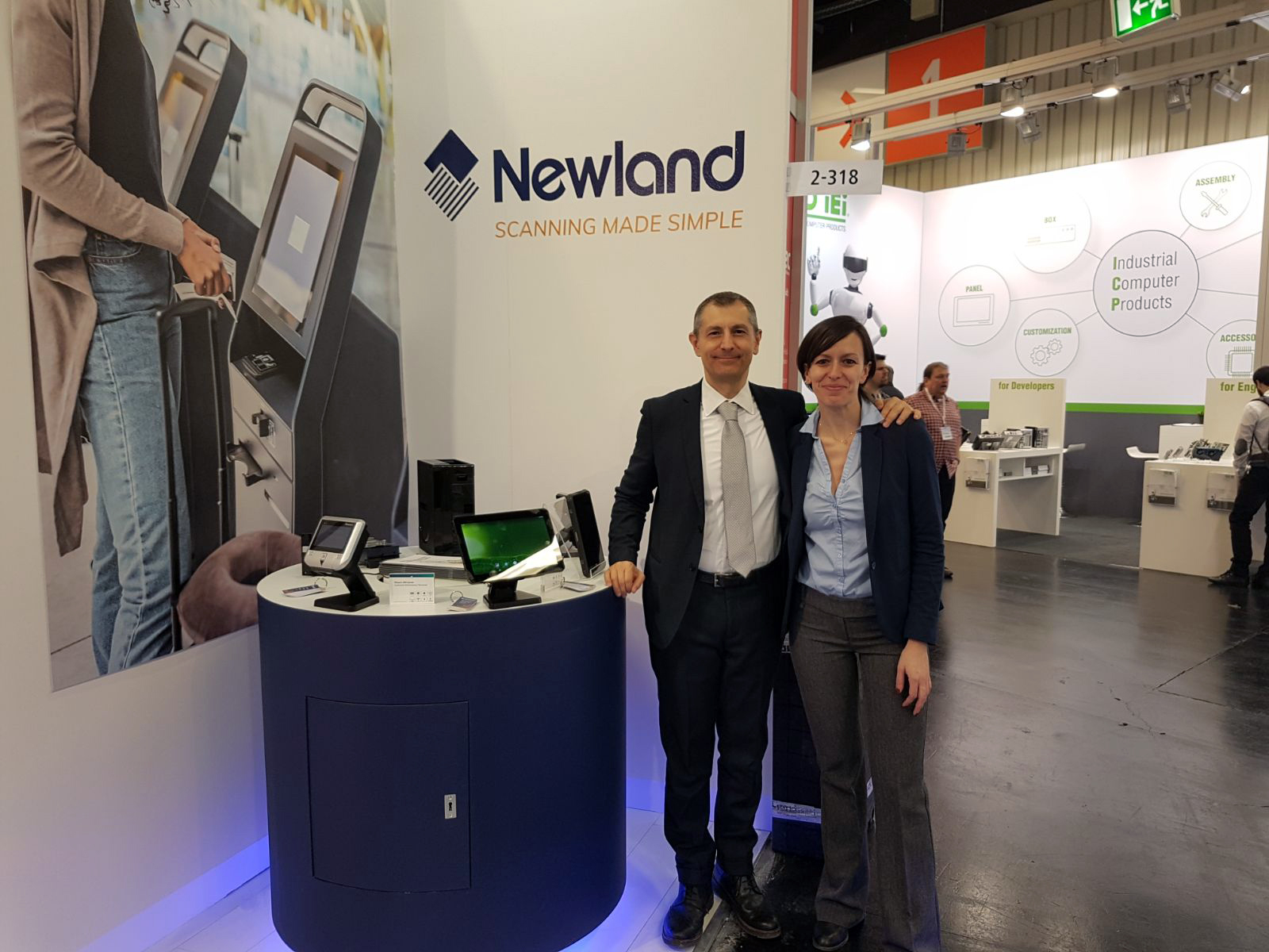 Microhard_Embedded_world_Norimberga_2018